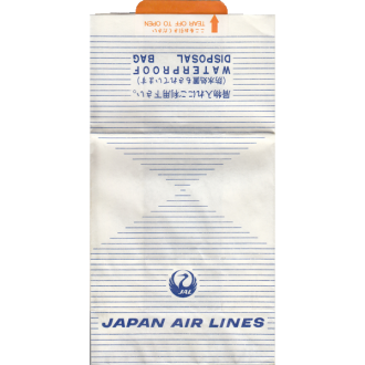 Japan Airlines 1982