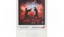 Virgin Atlantic Star Wars 2005